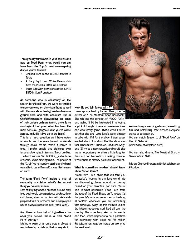 Lapalme Magazine SPRING - Women29